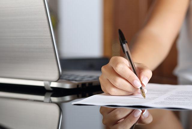 תהליך כתיבת תוכן לאתרי אינטרנט